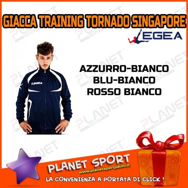 LEGEA GIACCA TRAINING TORNADO SINGAPORE