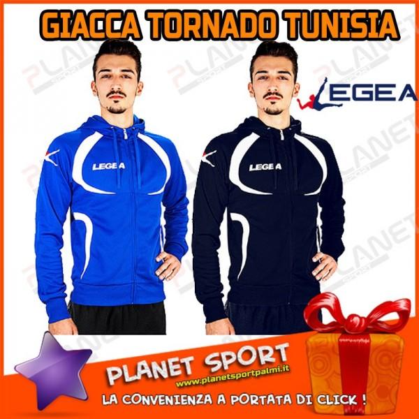 LEGEA GIACCA TUNISIA TORNADO