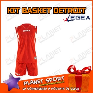 LEGEA KIT DETROIT