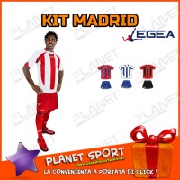 LEGEA KIT MADRID