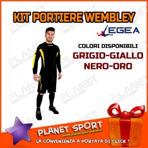 LEGEA KIT PORTIERE WEMBLEY