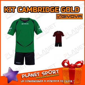GIVOVA KIT CAMBRIDGE GOLD