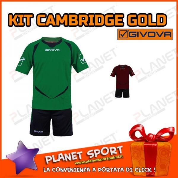 GIVOVA KIT CAMBRIDGE GOLD