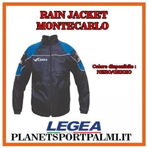 LEGEA RAIN JACKET MONTECARLO
