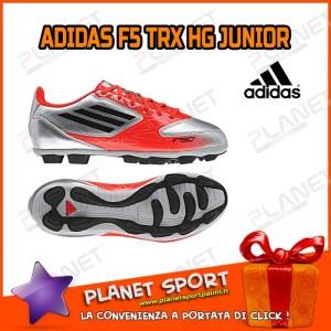 ADIDAS SCARPE CALCIO F5 TRX HG J
