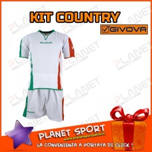 GIVOVA KIT COUNTRY