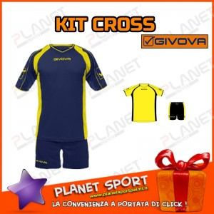 GIVOVA KIT CROSS