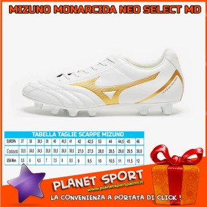 MIZUNO SCARPA MONARCIDA NEO SELECT MD