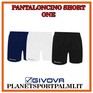 GIVOVA PANTALONCINO ONE