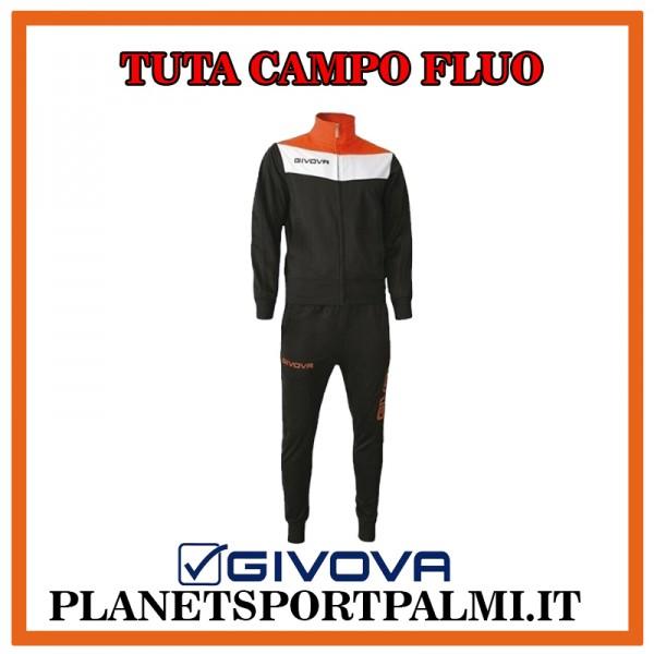 GIVOVA TUTA CAMPO FLUO