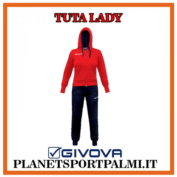 GIVOVA TUTA LADY