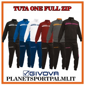 GIVOVA TUTA ONE FULL ZIP