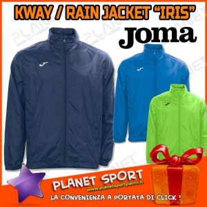 JOMA RAINJACKET IRIS